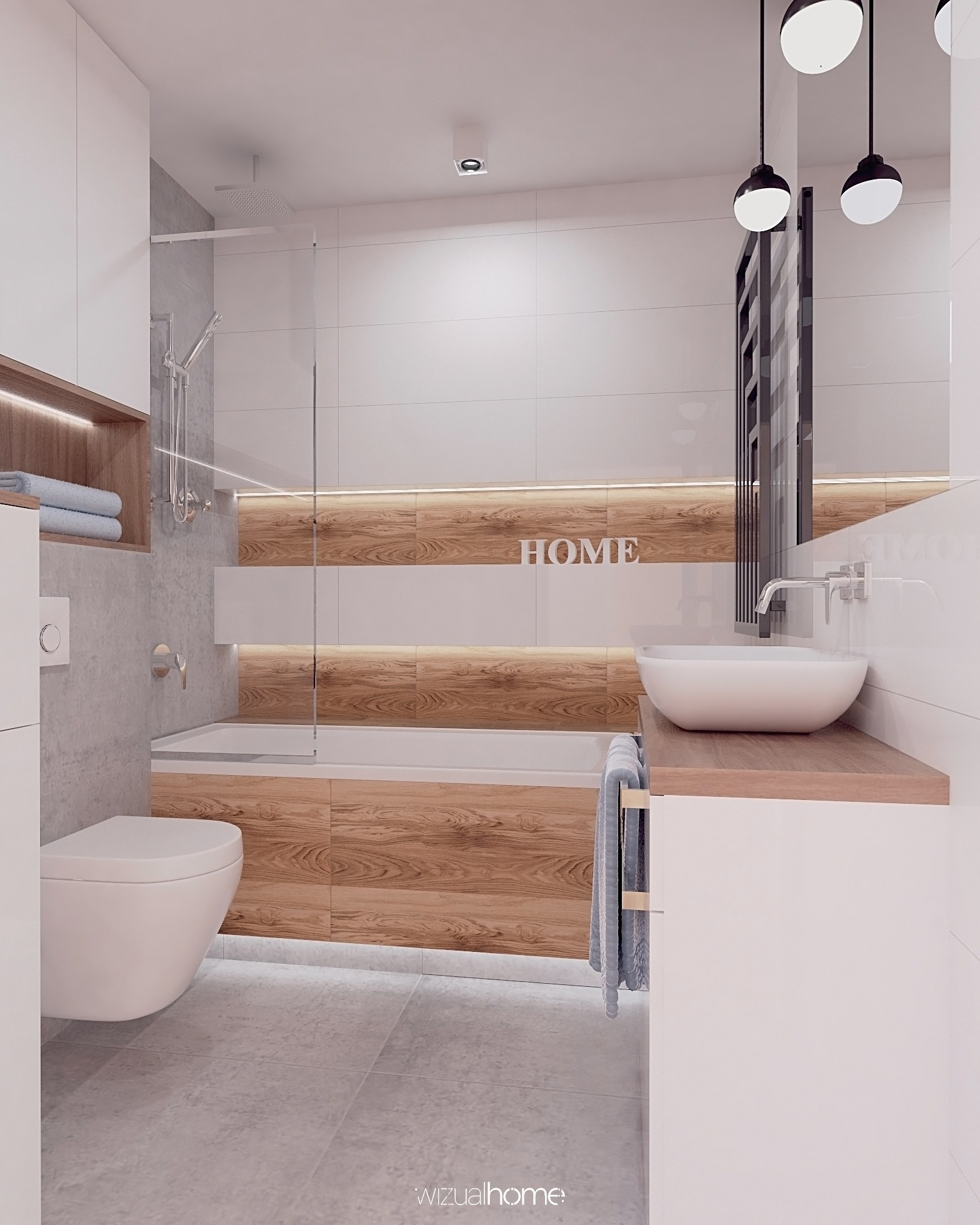 Projekty łazienek w Opolu